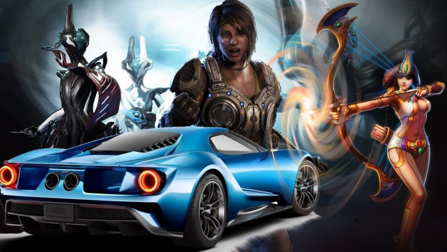 Forza 6 Reviewed, Plus Warframe Info, Playing SMITE, & Gears Giveaway